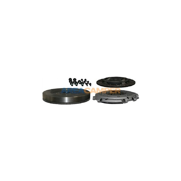 Clutch kit  Ø 228 mm (conversion from dual to single flywheel)