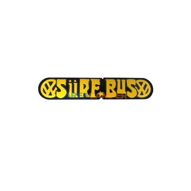 Surf Bus sticker