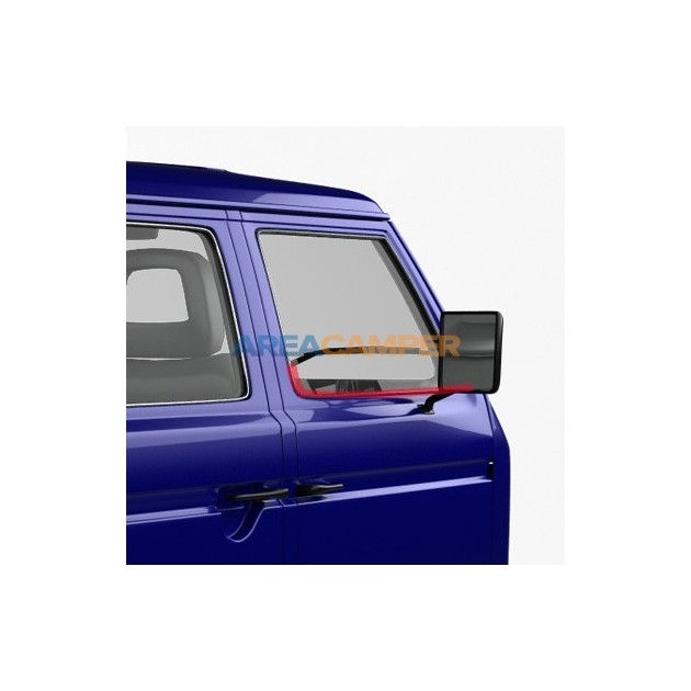 WINDOW SCRAPER, RIGHT/OUTER OR LEFT/INNER