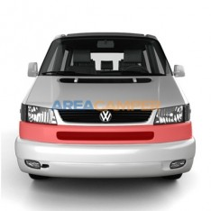 Front panel below radiator grille, long nose VW T4 (1996-2003)