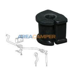 Ø19 mm anti-roll bar rubber mounting (06/1986-07/1992)