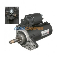 Starter motor 1.7 KW, 2400 CC D, 2500 CC TDI and petrol engines