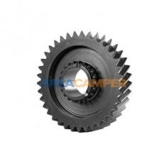 1st speed gear (pinion half) Z: 37/9 (4,11) for 094 2WD 5 speed gearboxes (1985-1992)