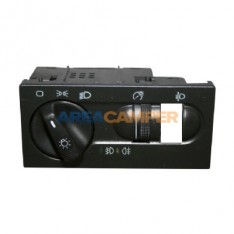 Switch for front lights & front + rear fog lights VW LHD Golf III and VW T4, for vehicles with electric headlight range control