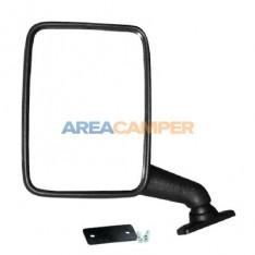 Door mirror convex, left