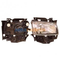 Right front headlight H4 without electrical adjustment