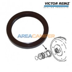Crankshaft oil seal 75x95x12 mm for VW T2 1.7L to 2.0L and VW T3 2.0L aircooled, 1.9L and 2.1L watercooled