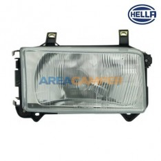 Right H4 Headlight, without motor for headlamp levelling