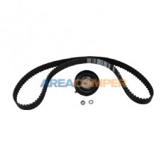 Toothed timing belt with tensioner pulley for 1.9L TDI (1Z,AHU,AFN) engines