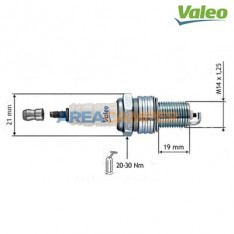 Spark plug L11HC VW T3 1.9L and 2.1L, VW T4 1.8L (PD)