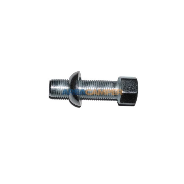 Wheel bolt M14 x 1.5 x 43 mm, spherical seat