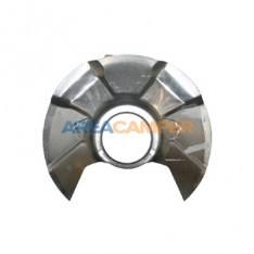 Left or right front brake disc dustshield (07/1979-07/1985)