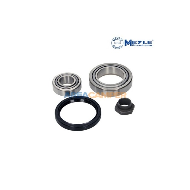 Front wheel bearing kit (1984-1992), for one wheel