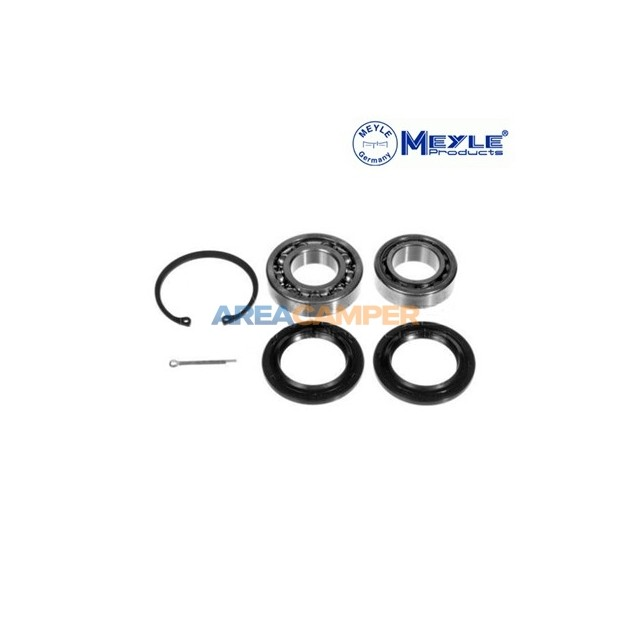 Rear wheel bearing kit, for one wheel, VW T2, T3 (08/1970-07/1992)