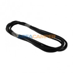 Universal PVC gasket for body profiles, 12 meters