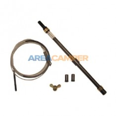 Kit de cabo de embreagem 3215 mm, VW T2 (08/1972-07/1979)