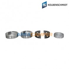 Crankshaft bearing set 1900 CC and 2100 CC (10/1985-07/1992) standard size, thrust 22 mm