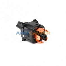 Blower fan switch for vehicles with A/C (5 pins), VW T3 and T4 (1991-1996)