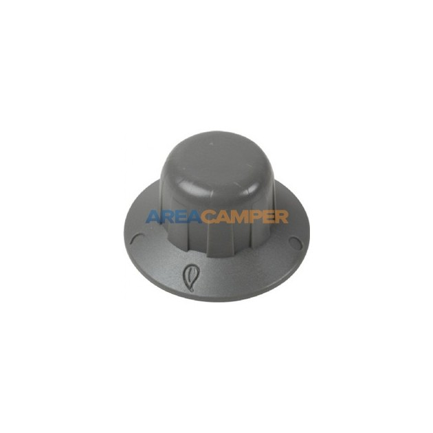 Westfalia stove knob, grey