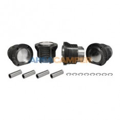 High compression barrel and piston kit for VW T2 and T3 2000 CC (1972-1983)