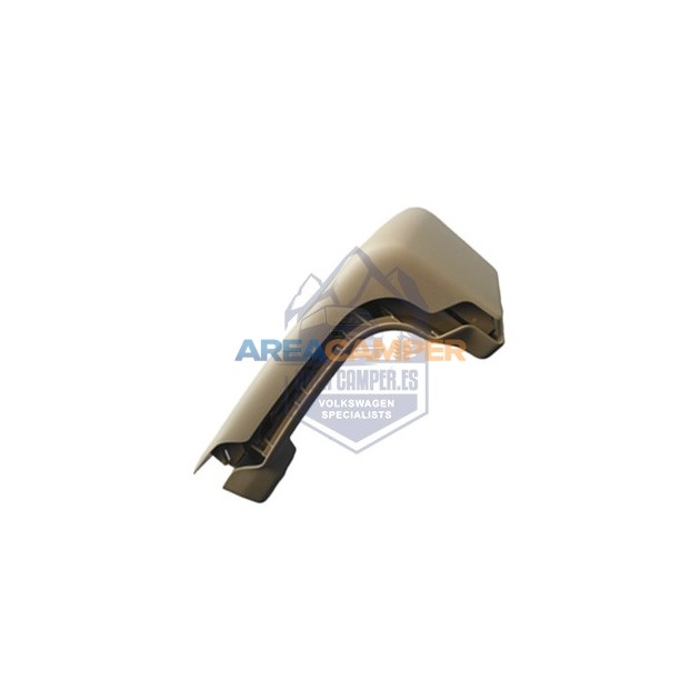 Inner right front door handle VW T4 (1996-2003), light beige