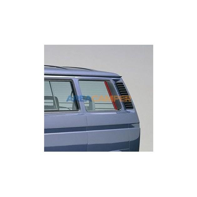 Junta aireador ventana lateral trasera