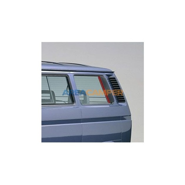 Seal for rear side window vent