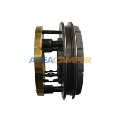 Synchronizer assembly R + G (Syncro), R +1st (5 speed gearbox)