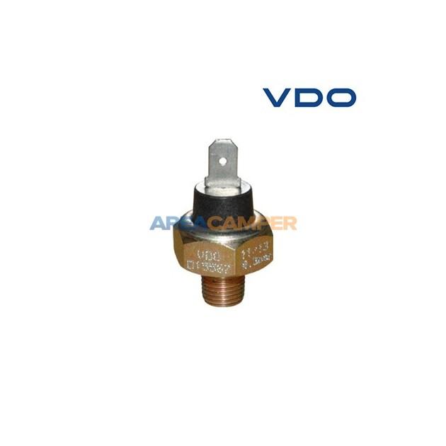 Sensor de presión de aceite VW T2 y T3 aircooled, 0.15-0.45 Bar M10x1,0