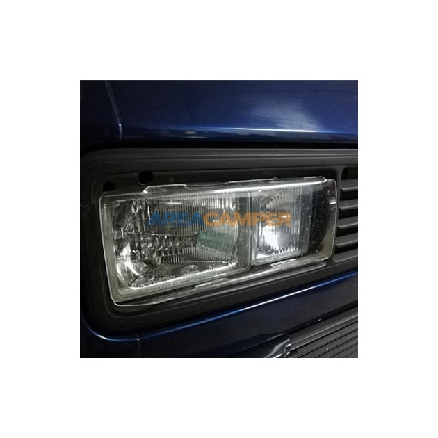 Headlight protectors for square headlamps (pair)