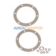 Oil strainer gasket set for 1600 CC petrol aircooled VW T2 (08/1967-07/1979) and VW T3 (05/1979-12/1982)
