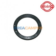 Crankshaft silicone oil seal 70x90x10 mm  for VW T1 1200 CC to 1600 CC, VW T2 1600 CC and VW T3 1600 CC, flywheel side