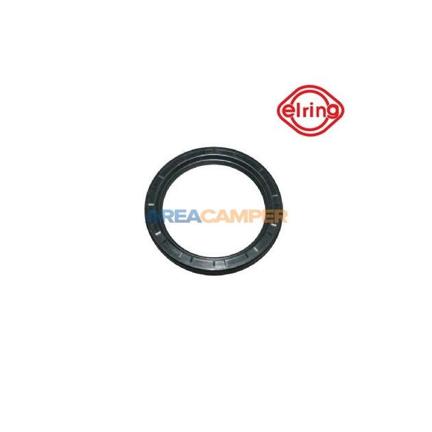 Crankshaft rear main oil seal (silicone)