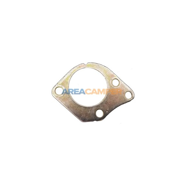 Gear selector rod support plate