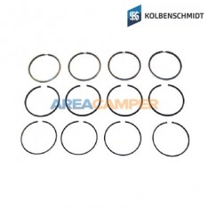 Piston ring set for 2100 CC engines (08/1985-07/1992), Ø 94 mm thickness 1.75 / 2 / 3.5 mm