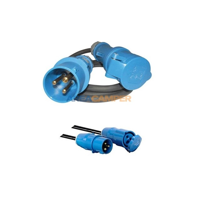 1.5 mts Cable adapter, CEE