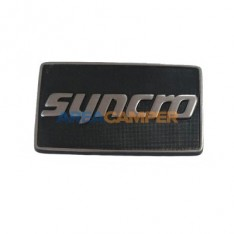Syncro side wing badge VW Golf GTI II