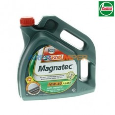 Part synthetic motor oil Castrol Magnatec 10W40, 4L