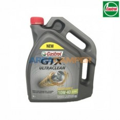 Part synthetic motor oil Castrol GTX Ultraclean 10W40 A3/B4, 5L
