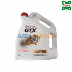 Part synthetic motor oil Castrol GTX 20W50 A3/B3, 5L