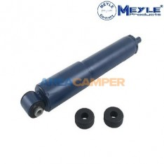 Rear shock absorber (1991-2003), gas pressure