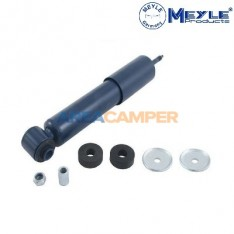 Front shock absorber (1991-2003), gas pressure