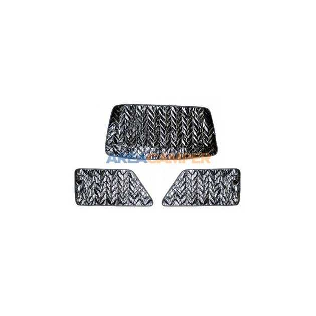 Thermo mats for VW T3 cabin, 7 layers