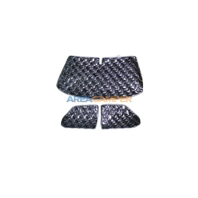 7 layers thermo mat set, 4 pieces