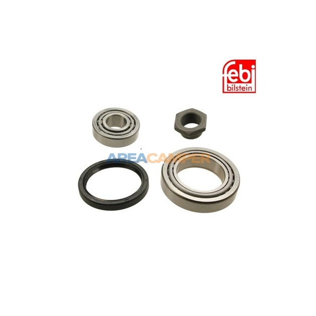 Front wheel bearing kit (10/1979-08/1983), for one wheel