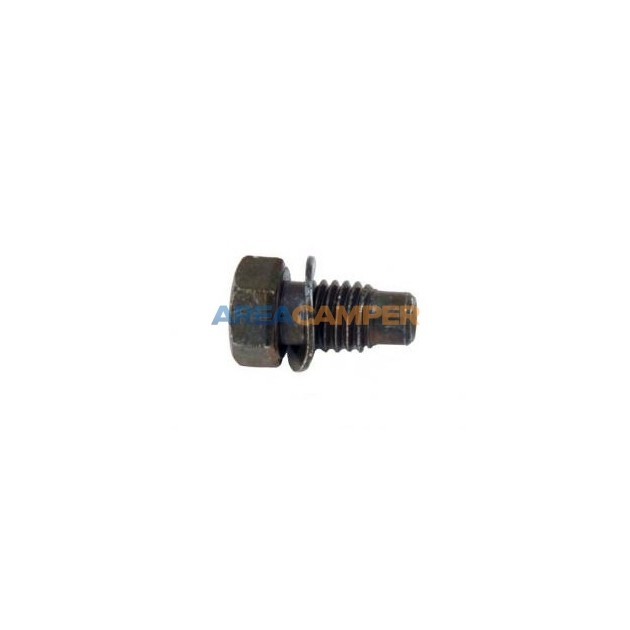 Clutch operating shaft security bolt for bush VW T2 (08/1975-07/1979) and T3 (1979-1992)