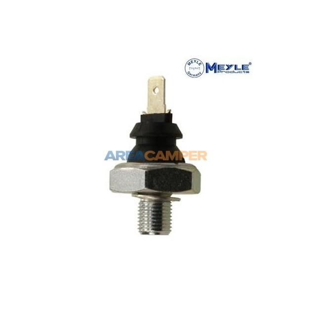 Sensor de presión de aceite (negro), 1.4 Bar M10x1,0