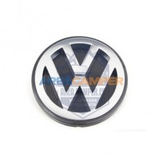 Rear VW emblem Ø 100 mm satin black VW T3 (1979-1991) y VW T4 (1991-1994)