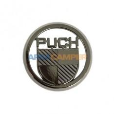 Emblema PUCH VW T3 Syncro Ø43 mm