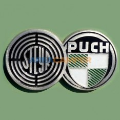 Emblema STEYR PUCH VW T3 Syncro